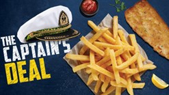 Find Take Aways || The Fish & Chips Co. - Captain's Deal