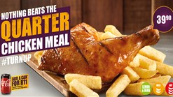 Find Takeaways || Steers - Chicken Meal Promo