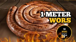 Find Take Aways | Chesa Nyama 1 Meter Wors