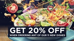 Find Take Aways || Simply Asia - 20% off Deal