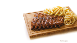 Find Take Aways || Spur Ribs Specials