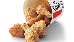 Find Take Aways || KFC 5+5 Bucket Special