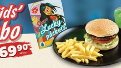 Find Takeaways || Spur Kids Specials