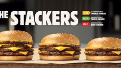 Find Take Aways || Burger King The Stackers Deal