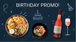 Find Take Aways || CTFM Birthday Promotion