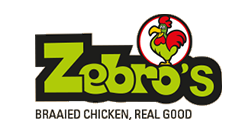 Find Take Aways | Zebro's Braaid Chicken