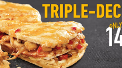 Debonairs Pizza Triple-Decker Deal