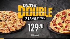 Find Take Aways || Debonairs Pizza - On the Double