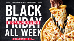 Find Take Aways || Dominos Pizza Black Friday 2019 Deal