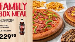 Find Takeaways || Pizza Hut Family Box Meal