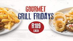 Find Takeaways || John Dorys Gourmet Grill Fridays