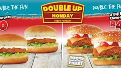 Hungry Lion Double Up Monday Deal