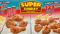 Hungry Lion Super Sunday