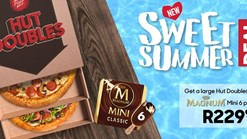 Find Take Aways || Pizza Hut Sweet Summer Deal