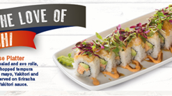Find Take Aways || John Dory's For The Love Of Sushi Promo