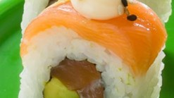 Find Take Aways | John Dory's - Any 3 Green Plates Sushi Deal