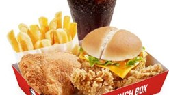 Find Take Aways || KFC All Star Lunch Box