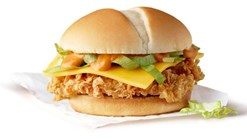 Find Take Aways || KFC Crunch Burger Promotion