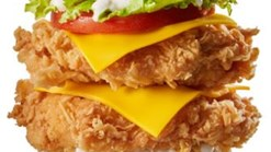 Find Take Aways || KFC Double Zinger Burger Special