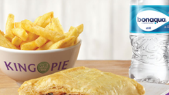 Find Take Aways || King Pie Snack Meal Deal