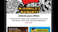 Find Take Aways || Offers on Mcdonald's App
