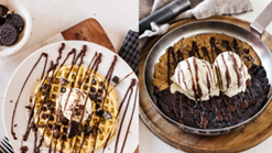 Find Takeaways || Mimmos Wood-fired waffles and Panzookie