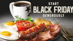 Find Take Aways || Mugg & Bean Black Friday 2018 Breakfast Deal
