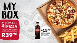 Find Take Aways || Pizza Hut - My Box Deal