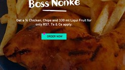 Find Takeaways || Nando's Boss Nonke Deal