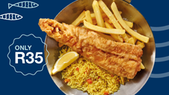 Find Take Aways || Ocean Basket Reel Deal