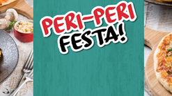 Find Take Aways || Panarottis Peri Peri Festa Deal