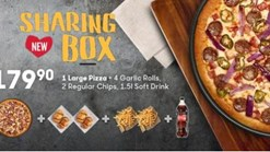 Find Take Aways || Pizza Hut Sharing Box