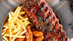 Find Takeaways || RocoMamas Wingin Ribs Limited Edition