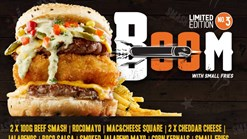 Find Take Aways || RocoMamas Boom Limited Edition