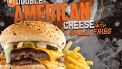 Find Take Aways || RocoMamas Double American Cheese
