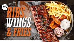 Find Takeaways || RocoMamas Ribs, Wings & Fries Limited Edition