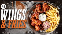 Find Take Aways || RocoMamas Wings & Fries Limited Edition