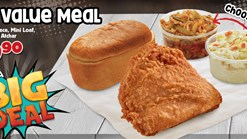 Find Take Aways || Hungry Lion Big Value Meal
