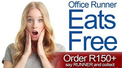 Sandwich Baron Office Runner Eats Free