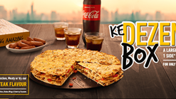 Find Take Aways || Debonairs Dezemba Box Meal