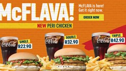 Find Take Aways || McFLAVA from McDonald's