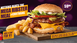 Find Take Aways || Steers Mega Ribster Deal