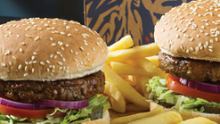 Find Take Aways || Spur 2 100g Burgers Special