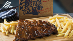 Find Take Aways || Spur - 400G Pork Ribs Special
