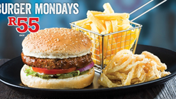 Find Takeaways || Spur - Great-tasting Mondays - The Classic R55 Burger Special