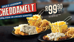 Find Takeaways || Spur Deals - Cheddamelt Special