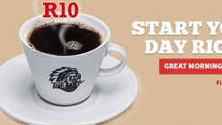 Find Take Aways || Spur Start Your Day Right