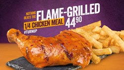 Steers - Chicken Meal Promo
