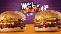 Steers - Wacky Wednesday Deal