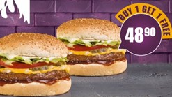 Find Takeaways || Steers - Wacky Wednesday Deal